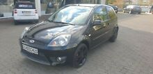 Ford Fiesta Black Magic 1.4 KLIMA ALU