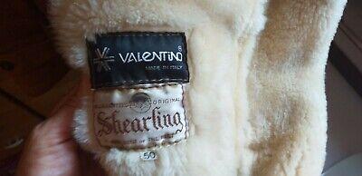 Montone Shearling, modello montgomery, marca Valentino taglia 50 UOMO