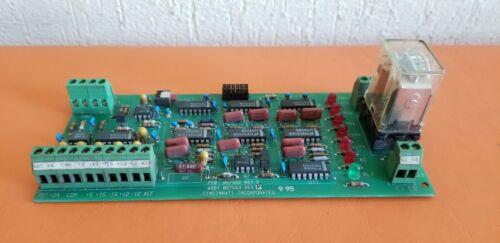 CINCINNATI PCB 827562 ASSY 827563 CIRCUIT BOARD ***USED*** JML Warranty!!!