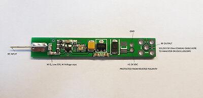 RF Active Probe 0.1 - 1500 MHz - 1.5 GHz analyzer oscilloscope