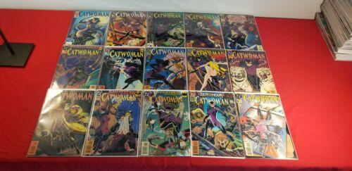 CATWOMAN #1-94 + 4 ISSUES MINI SERIES (1989)& 4 ANNUALS - DC COMICS