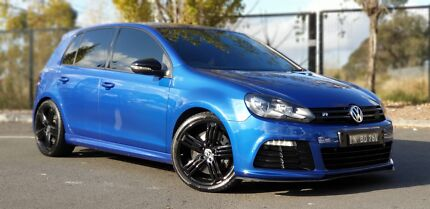 2013 VOLKSWAGEN GOLF R MK6 AUTO ONLY 100kms LOG BOOKS,LEATHER AND GPS Revesby Bankstown Area Preview