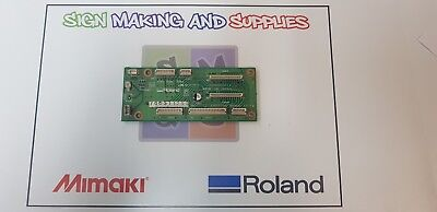 Genuine Roland Soljet Pro Iii Xj 640 Printer Motsens Junction Board W7003113a1