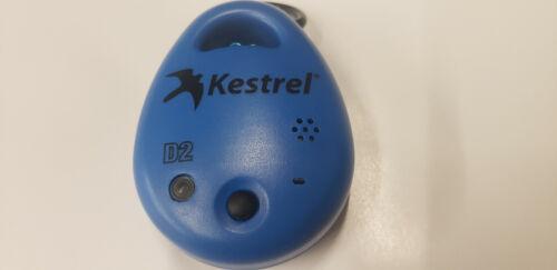 Kestrel 0720BLU BLUE Drop D2 Wireless Temp & RH Data Logger. NEEDS BATTERY
