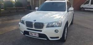 BMW X3 F25 XDrive 3.0 Petrol 2011