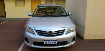 Toyota corolla ascent + new tyres + new battery