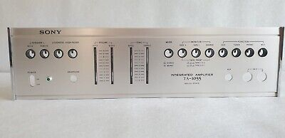 Vintage Sony TA 1055 Amplifier Facia