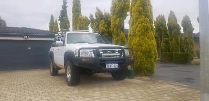 2006 Nissan Patrol 3.0L TD