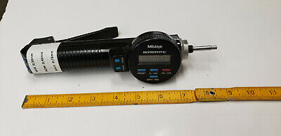 Mitutoyo 568 Borematic Digital Bore Inside Micrometer Gage No Heads.  Shelf W3