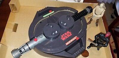 Star Wars episode 1 electronic lightsaber fuel game