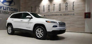 2015 Jeep Cherokee NORTH+4X4+HITCH+BLUETOOTH+VOLANT CUIR