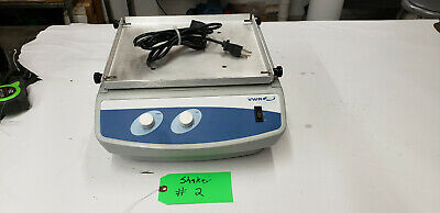 Vwr 89032-092 Model 3500 Standard Orbital Lab Shaker 120v Sn131230001 Lot2