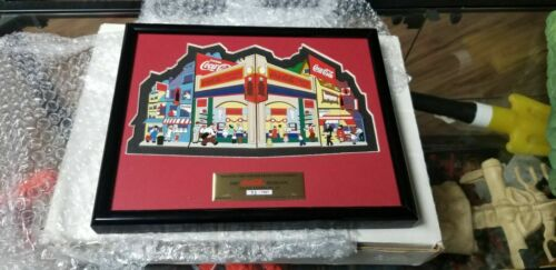 Coca Cola Limited Edition Pin Set 1927 Slogan Around The Corner From Everywhere