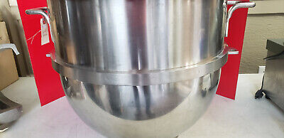 Hobart 60 Qt Mixer Bowl Stainless Steel Mixing Bowl Vmlh60 Hobart 60 Quart Bowl