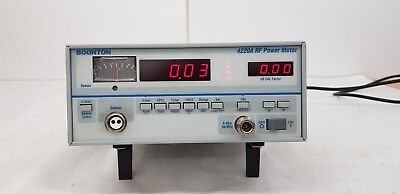 Boonton Rf Power Meter 4220a W Opt.01gpib