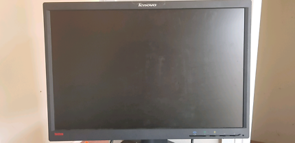 "Lenovo 22"" monitor 4 avaliable"