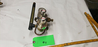 Smith 35-30-320 Gas Flow Meter Regulator Valve He Scfh-arg Co2. Lot4