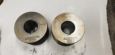 Tesker M10x1.5 Die Set 200 Thread Rolling Machine 1.5 Spindle 21112-c