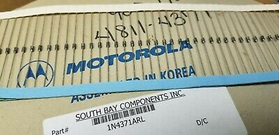 Motorola 1n4371a Diode 1n4371arl - Axial Lead Taped - Qty 20 Pieces