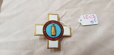 Pin Religious Pilgrimage of Chartres Enamelled - REF48123