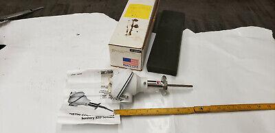Omega Prs-3-100-a-s-0300-d1-nb9w Sanitary Rtd Temperature Sensor 1-12 Clamp