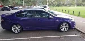 2009 Ford Falcon Xr6 5 Sp Auto Seq Sport Shift 4d Sedan
