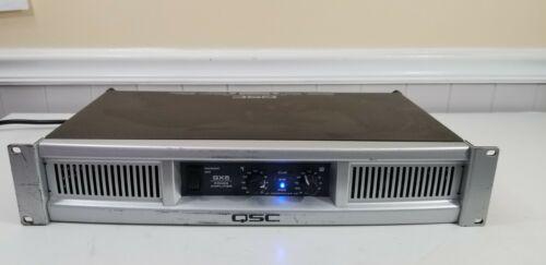 QSC GX5 POWER Amplifier