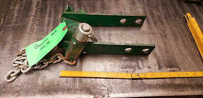 Greenlee 443 Sheave Frame With Chain Fits 446 Porta Puller Tugger Tool. Lot2