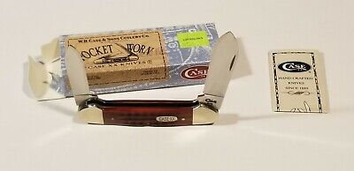 case xx canoe pocket knife pocket worn series nib