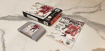 RARE - NHL Breakaway 99 - Nintendo 64 N64 COMPLETE!!!