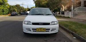 2001 Ford Laser LXi Automatic Hatchback