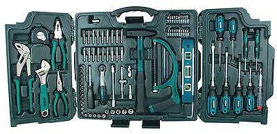 Mannesmann Tool Set 89 Pcs Chrome Vanadium C60 Steel Bits S2 Vpa Gs Tuv