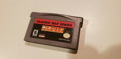 PAC-MAN > Nintendo NES Classic Series Gameboy Advance SP Micro Game Pacman Namco