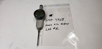 Mitutoyo 543-496b Absolute Digimatic Indicator 2 X .0005 Wetchings. Lot1