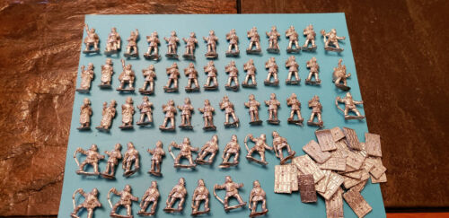 25/28mm Foundry Persians Infantry 55 Figs.