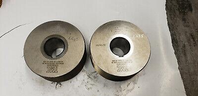 Tesker M20x2.5 Die Set 200 Thread Rolling Machine 1.5 Spindle 21143