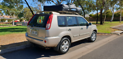 Nissan X-trail, Backpacker Ready 4x4 💪 Adelaide CBD Adelaide City Preview