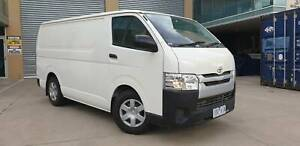 2016 Toyota Hiace LWB - TURBO DIESEL ONLY 15,000KM STILL UNDER WA Coburg North Moreland Area Preview