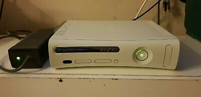 Microsoft Xbox 360 pro hdmi console 60gb bundle full working order