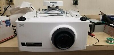 Christie Digital Systems DHD600-G Full HD 1080P DLP Projector with pole mount