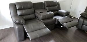 SOFA - Air Leather Recliner