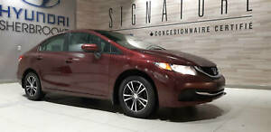 2014 Honda Civic LX + A/C + BLUETHOOTH + GRP ÉLECTRIQUE