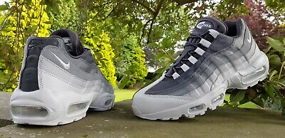 Nike Air Max 95 Essential Mens Trainers Wolf Grey  UK Sizes 5 -12  BNIB
