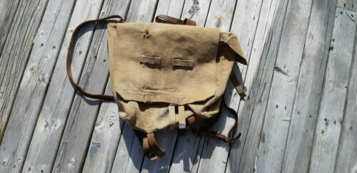 Canadian Dismounted Equipment 1916 Pack