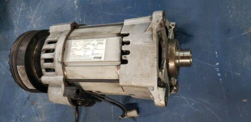 Crown Motor with Brake - P/N 021189