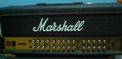 Marshall JVM 410h Cabezal + footswitch programable segunda mano  Valencia