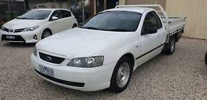 2004 Ford Falcon BA Ute Lilydale Yarra Ranges Preview