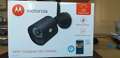 Motorola outdoor WIFI security camera - Brand New