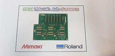 Genuine Roland Soljet Pro Iii Xj 640 Printer Print Carriage Board W700731310