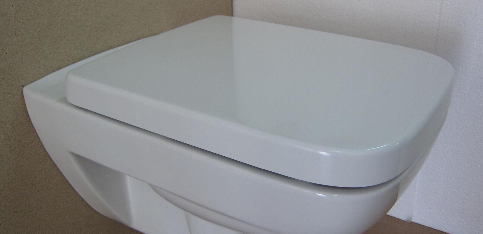 WC Sitz softclose zu Keramag Wand WC Renova Nr.1 Plan / 202150 / 202160 / 206145